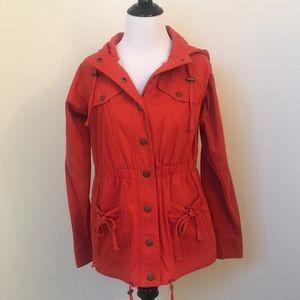 🆕Buffalo David Bitton Rust Orange Utility Jacket